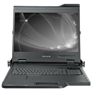 Belkin Single Rail Rackmount LCD -  F1DC101H
