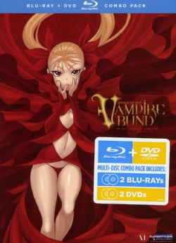 Dance in the Vampire Bund: Complete Series (Blu-ray/DVD)
