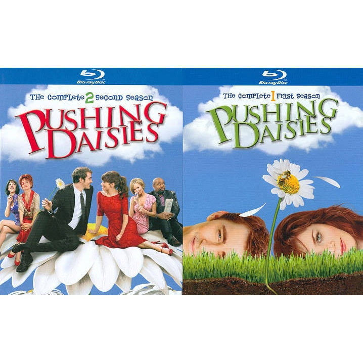 Pushing Daisies: The Complete First and Second Seasons (Blu-ray Disc)