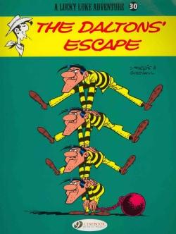 Lucky Luke 30: The Daltons' Escape (Paperback)