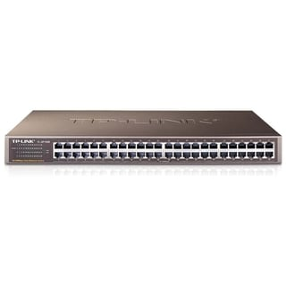 TP-LINK TL-SF1048 48-Port 10/100Mbps, Switch, 19-inch, Rackmount, 9.6