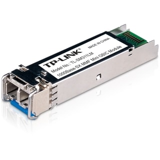 TP-LINK TL-SM311LM Gigabit SFP module, Multi-mode, MiniGBIC, LC inter