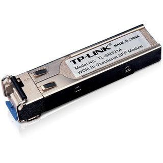 TP-LINK TL-SM321A 1000Base-BX WDM Bi-Directional SFP Module, LC conne