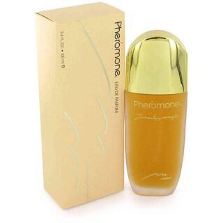 Marilyn Miglin 'Pheromone' Women's 3.4-ounce Eau De Parfum Spray (Tester)