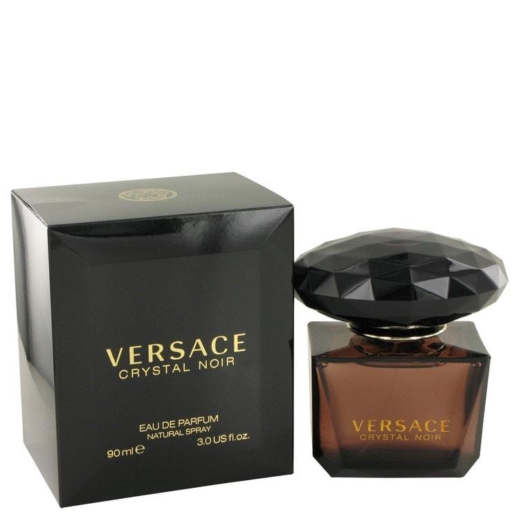 Versace Crystal Noir Women's 3-ounce Eau de Parfum Spray,...
