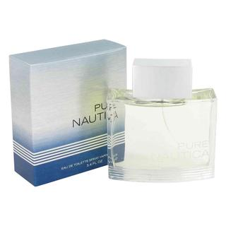 Nautica Pure Men's 3.4-ounce Eau de Toilette Spray