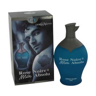 Giorgio Valenti Rose Noire Absolu Men's 3.4-ounce Eau de Toilette Spray
