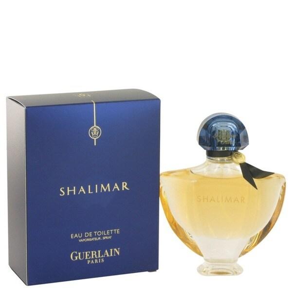 Guerlain Shalimar Women's 1.7-ounce Eau de Toilette Spray