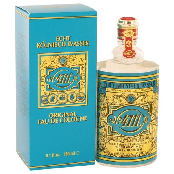 Muelhens 4711 Women's 5-ounce Cologne Splash