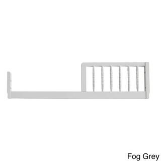 DaVinci Jenny Lind Toddler Bed Conversion Kit (Option: Fog Grey)