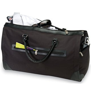 U.S Traveler Lightweight 21-inch Carry-on Garment Bag/ Duffel Bag