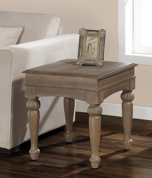 Wasatch Weathered End Table