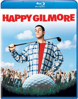 Happy Gilmore (Blu-ray Disc)