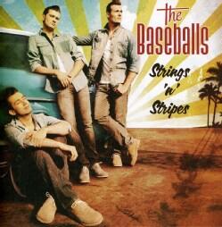 BASEBALLS - STRINGS 'N' STRIPES