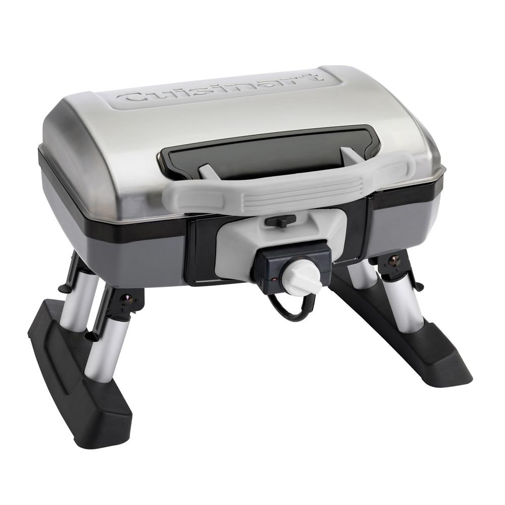 Cuisinart CEG-980T Portable Grey/ Black Outdoor Electric ...