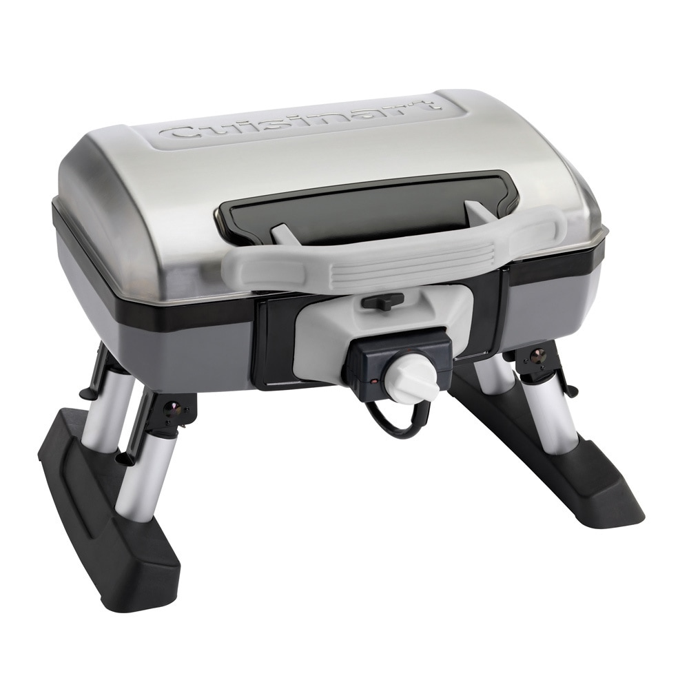 Cuisinart CEG-980T Portable Grey/ Black Outdoor Electric ...