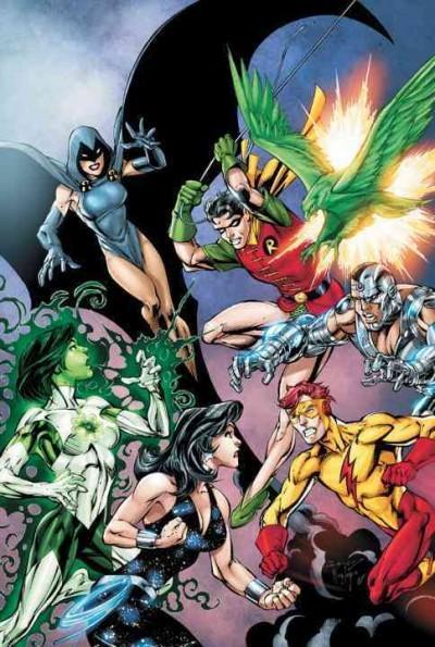 Justice League of America: Omega (Hardcover)