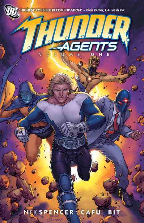 T.H.U.N.D.E.R. Agents 1 (Paperback)
