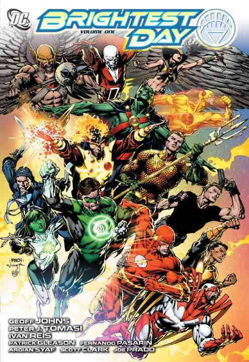 Brightest Day 1 (Paperback)