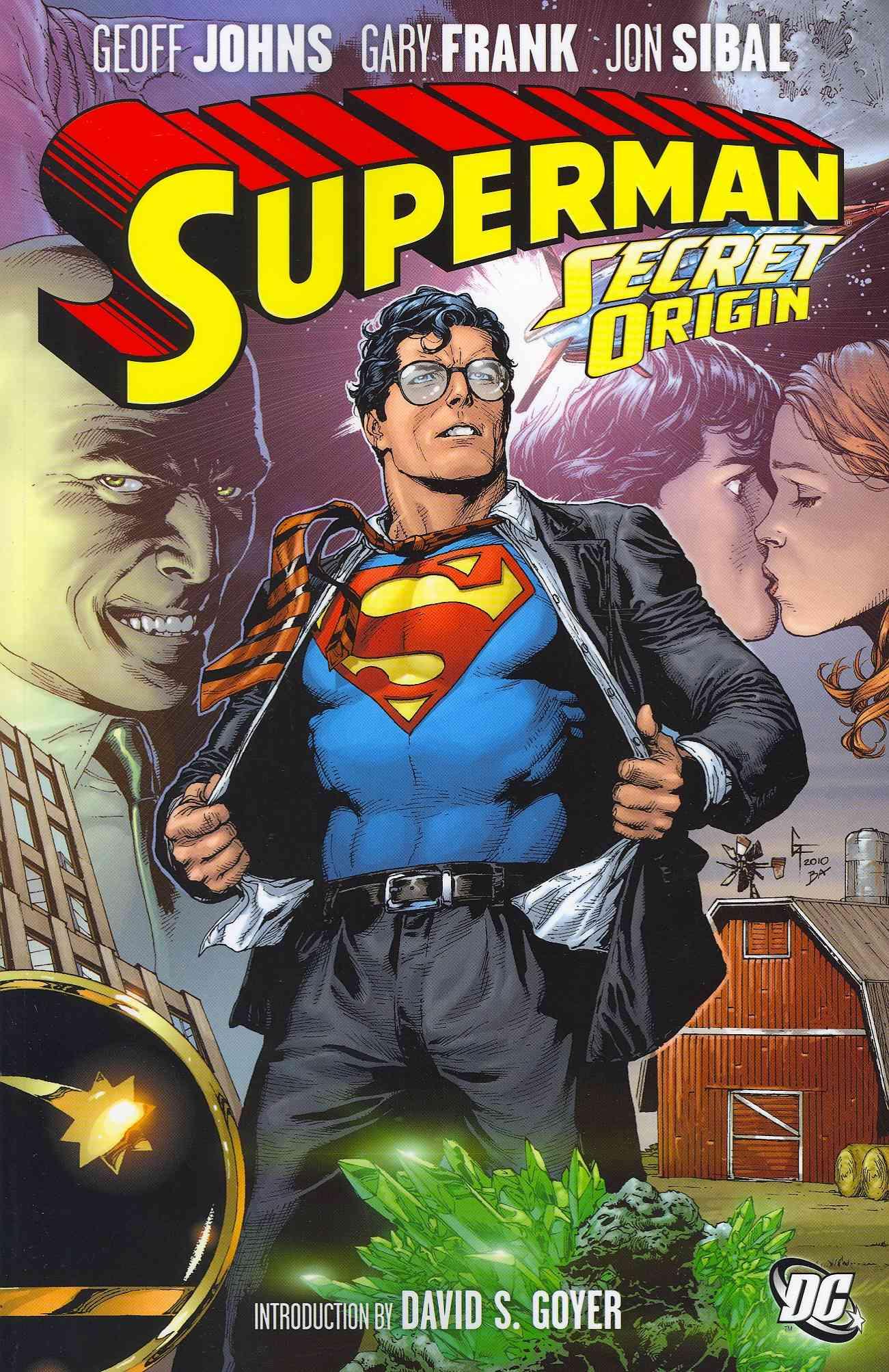 Superman: Secret Origin (Paperback)