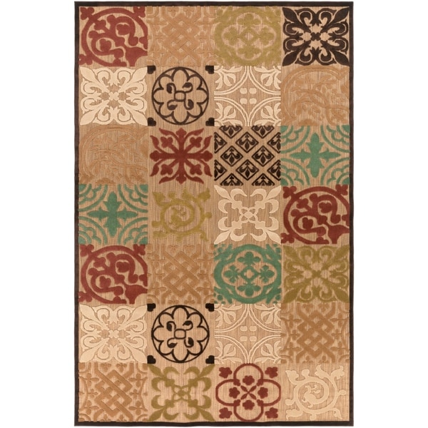 Woven Equinox Natural Essential Area Rug - 7'10 x 10'8