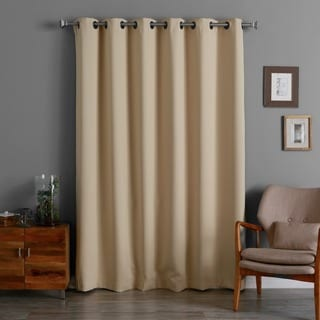 Aurora Home Wide Thermal Blackout Curtain Panel