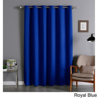 Blackout Curtains blackout curtains navy blue : Blue, Grommet Curtains & Drapes - Shop The Best Deals For Apr 2017