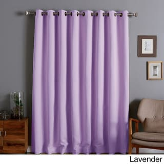 Purple, 96 Inches Curtains & Drapes - Shop The Best Deals For Apr 2017