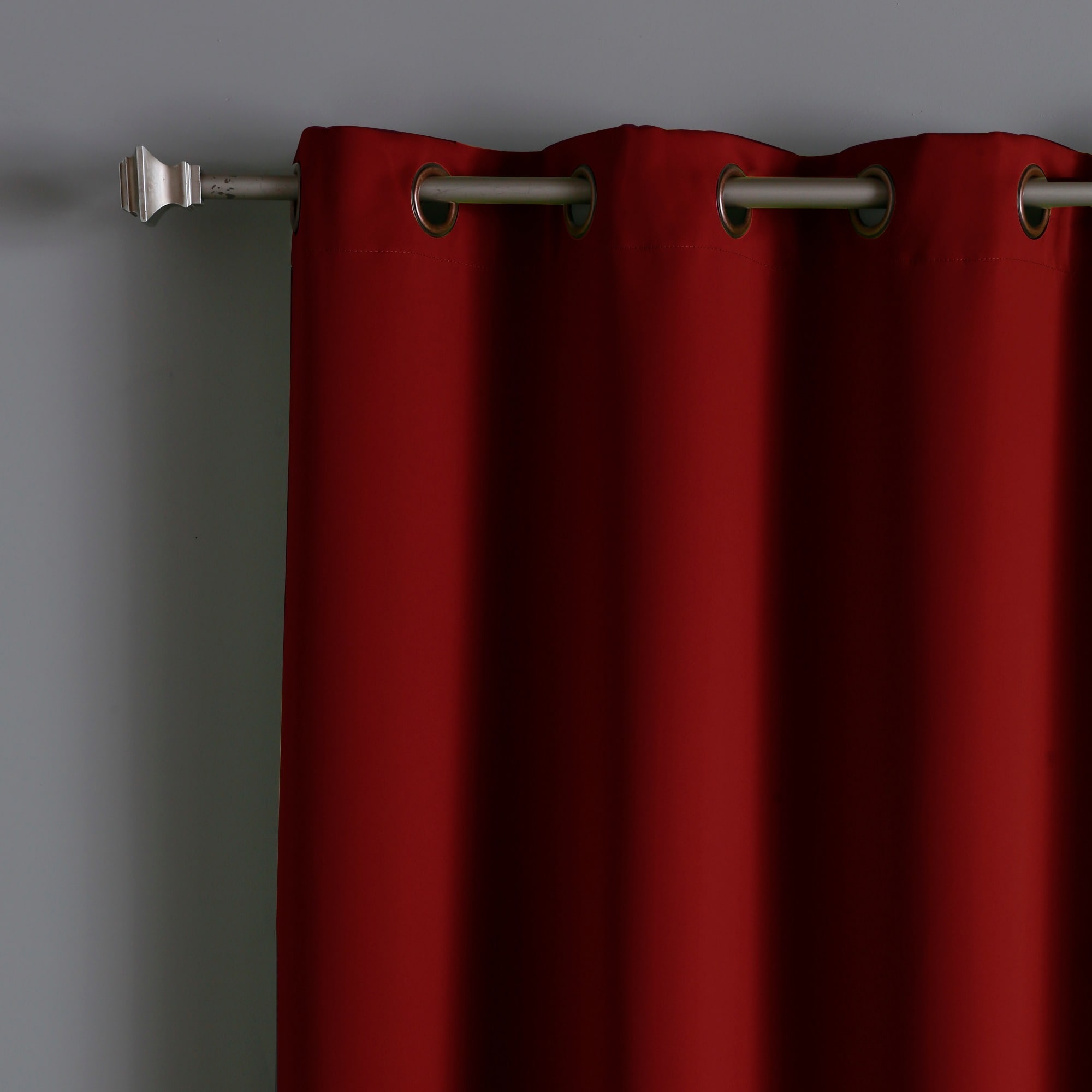shop aurora home extra wide thermal 100 x 84 inch blackout curtain panel 100 x 84 100 x 84 on sale overstock 5793848 aurora home extra wide thermal 100 x 84 inch blackout curtain panel 100 x 84 100 x 84