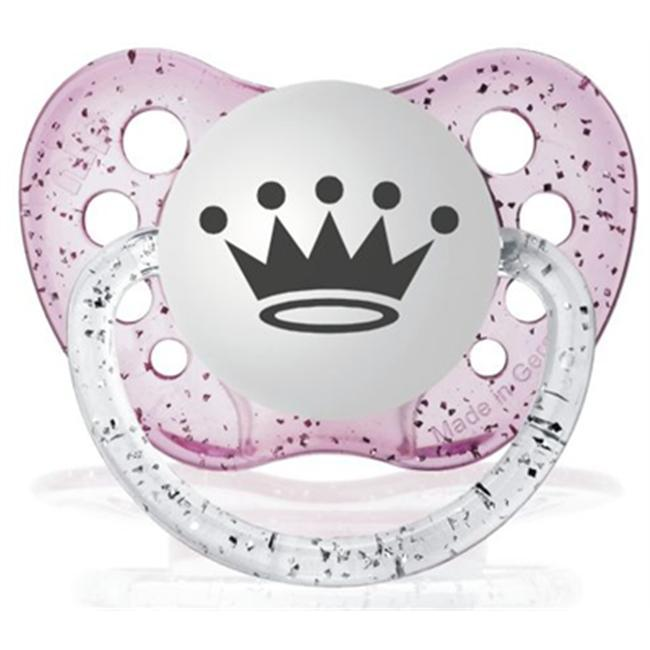 Shop Personalized Pacifiers Princess Crown Pacifier In