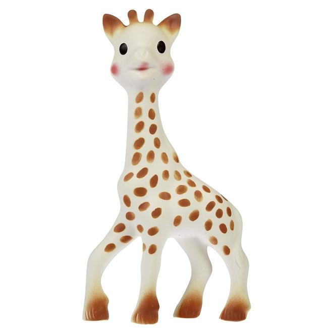 VULLI Sophie the Giraffe Teether, Brown