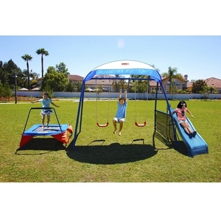 Link to Ironkids Premier 100 Fitness Playground Similar Items in Play Sets