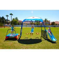 Ironkids Premier 100 Fitness Playground