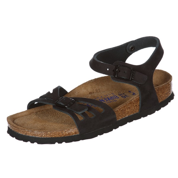 1aed62437bc5 Shop Birkenstock Women s  Bali  Suede Leather Sandals - Free ...