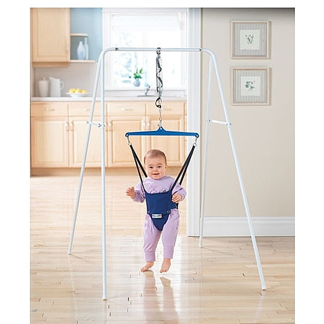 Shop Jolly Jumper Exerciser with Stand - Free Shipping Today ...