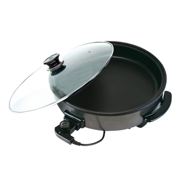 Ragalta 12-inch Electric Skillet/ Fryer