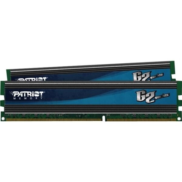 Patriot Memory 4GB (2 x 2GB) PC3-12800 (1600MHz) Enhanced Latency Kit