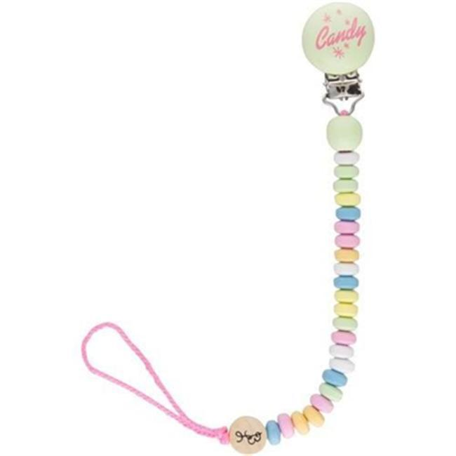 Bink Link Candy Necklace Pacifier Clip