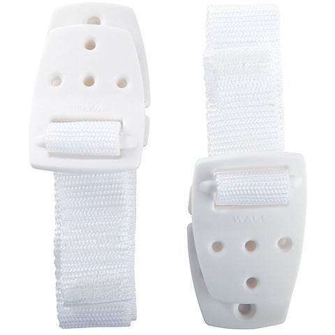 KidCo Anti-tip Furniture Straps (Pack of 2)