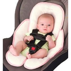Summer Infant Snuzzler Head and Body Support in Pink