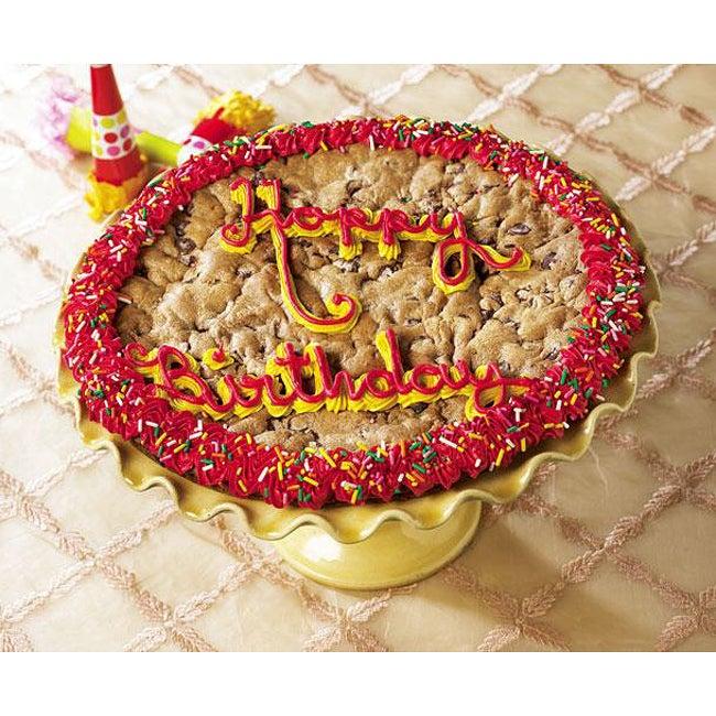 Mrs. Fields 'Happy Birthday' Chocolate Chip Cookie Cake