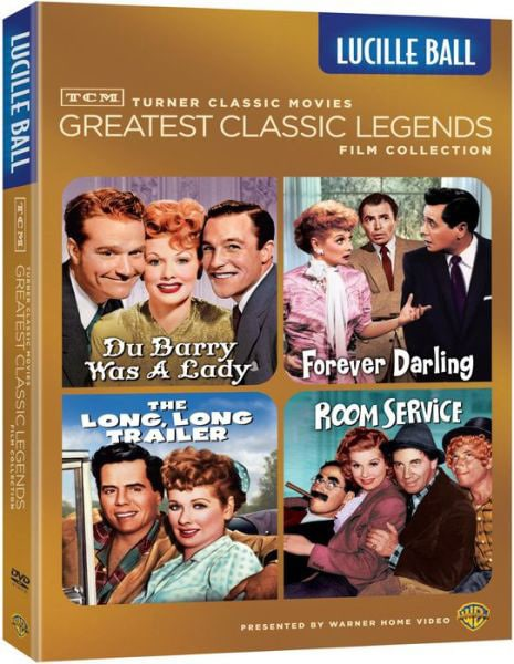 TCM Greatest Classic Legends Collection: Lucille Ball (DVD)
