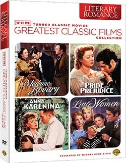 TCM Greatest Classic Films: Literary Romance (DVD)