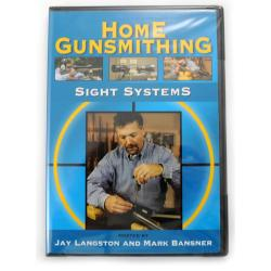 Home Gunsmithing Sight Systems DVD