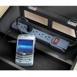 Shift3 Executive Charging Station with Surge Protector