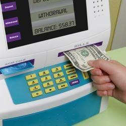 Blue Hat 'Fun 2 Save' Electronic ATM Bank