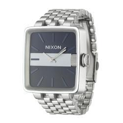 Nixon Men's 'The Sultan' Stainless Steel Quartz Watch