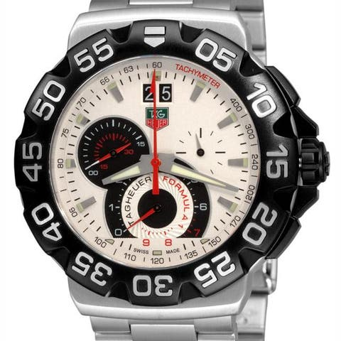 Tag Heuer Men's 'Formula 1 Grande Date' Watch
