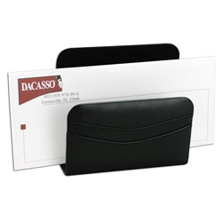 Dacasso Classic Leather Letter Holder