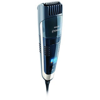 Philips Norelco QT4070 Vacuum Beard, Stubble and Mustache Trimmer Pro